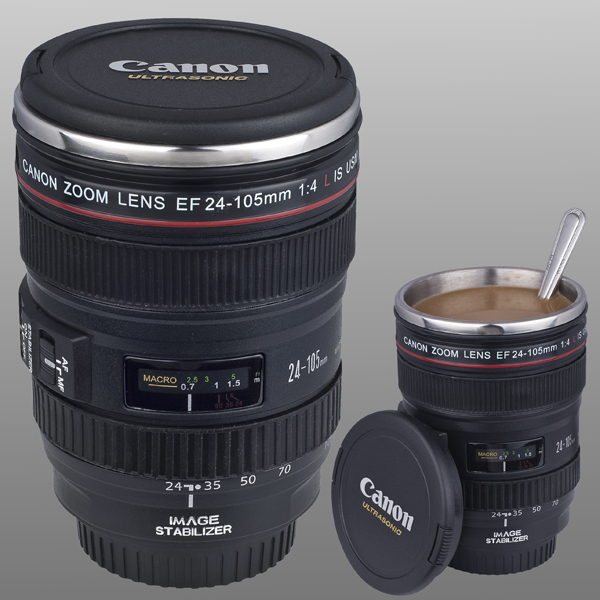 Tasse Cafe Objectif Photo