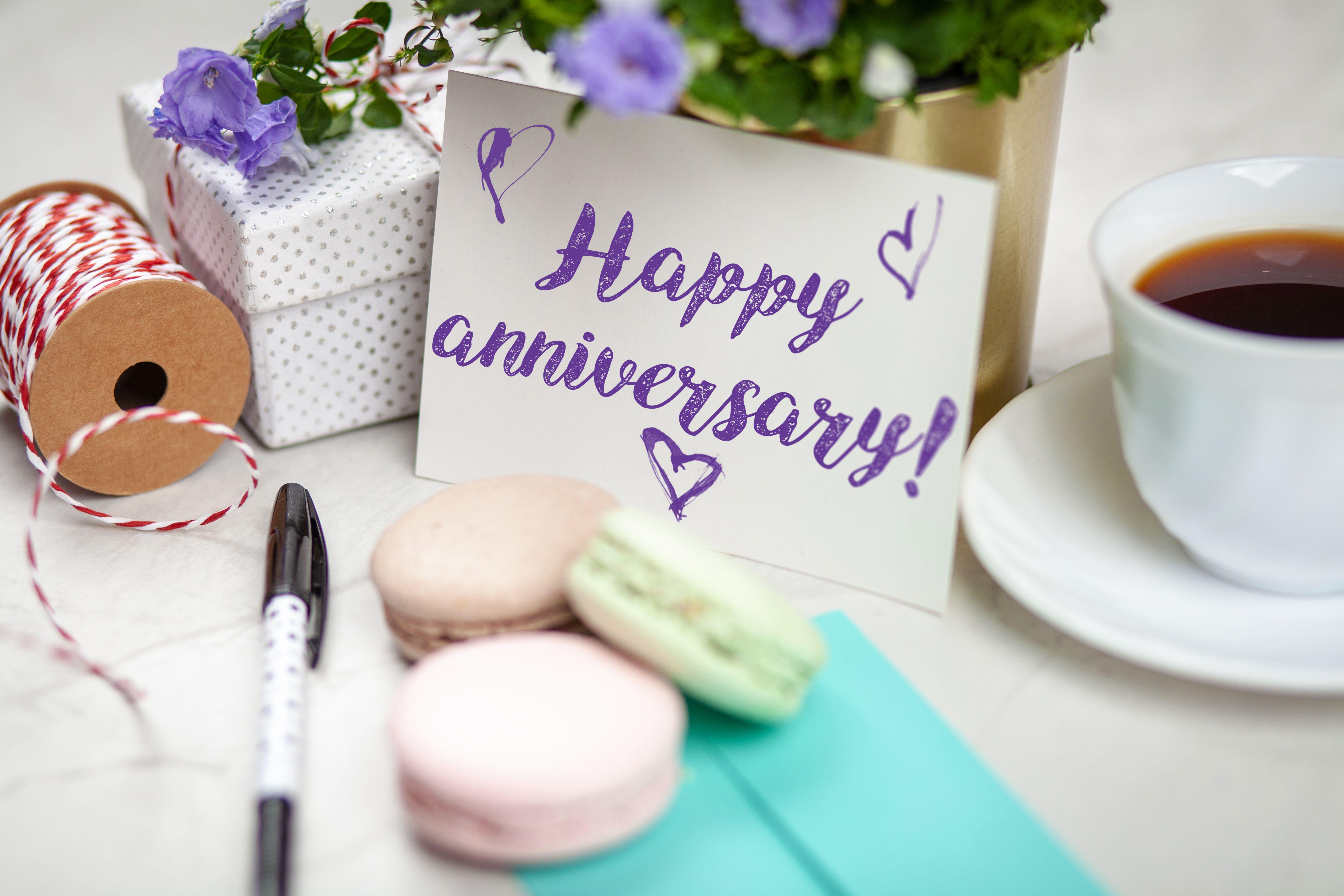 Qu'offrir à un anniversaire de mariage ?