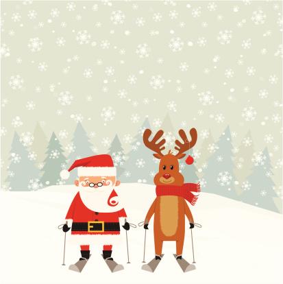 Un week end au ski comme cadeau de Noel : pourquoi pas?